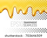 transparent vector seamless... | Shutterstock .eps vector #703646509
