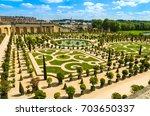 Versailles  France  Gardens Of...