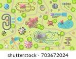 a vector illustration of...   Shutterstock .eps vector #703672024