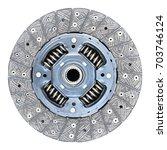 clutch plate high tough 4... | Shutterstock . vector #703746124