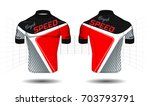 Cyclist Shirt Sport Wear...