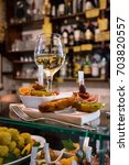 Cicchetti And Wine In A...