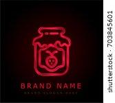 jam red chromium metallic logo