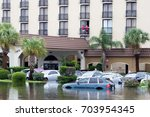 houston  texas   august 27 ... | Shutterstock . vector #703954345