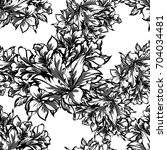 abstract elegance seamless...   Shutterstock .eps vector #704034481