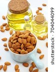 Small photo of Almond and almond oil