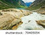 norwegian river   Shutterstock . vector #70405054