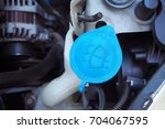 windshield washer cap | Shutterstock . vector #704067595