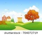 vector illustration of a... | Shutterstock .eps vector #704072719