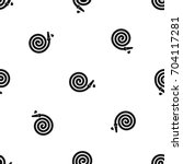 garden hose pattern repeat...   Shutterstock .eps vector #704117281