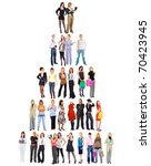 people business workers | Shutterstock . vector #70423945
