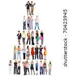 people business workers | Shutterstock . vector #70423945