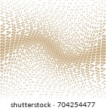 abstract geometric hipster... | Shutterstock .eps vector #704254477