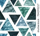 geometrical seamless pattern of ...   Shutterstock . vector #704295217