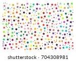 abstract vector illustration... | Shutterstock .eps vector #704308981