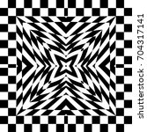 checkered background design... | Shutterstock .eps vector #704317141