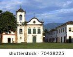 paraty  rio de jameiro | Shutterstock . vector #70438225