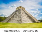 great photo of the pyramid of... | Shutterstock . vector #704384215