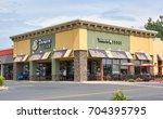 plattsburgh  usa   august 23 ... | Shutterstock . vector #704395795