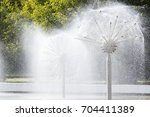Water Spurting Out Of A...