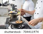in selective focus of close up...   Shutterstock . vector #704411974