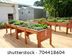 Outdoor Planting Table For Her...