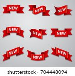 illustration of set of... | Shutterstock .eps vector #704448094