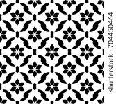 simple geometric vector pattern.... | Shutterstock .eps vector #704450464