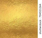 golden seamless texture... | Shutterstock . vector #704521264