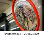 bangkok  thailand   august 27 ... | Shutterstock . vector #704628325