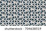 vector tie dye seamless pattern....   Shutterstock .eps vector #704638519