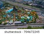 orlando  fl  usa   august 3 ... | Shutterstock . vector #704672245