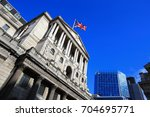 bank of england for your travel ... | Shutterstock . vector #704695771