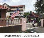 kuala lumpur  malaysia   august ... | Shutterstock . vector #704768515