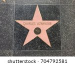 hollywood  ca   august 24 ... | Shutterstock . vector #704792581