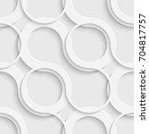 Seamless Grid Wallpaper. 3d...