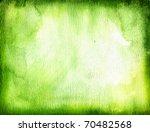 green watercolor background | Shutterstock . vector #70482568