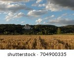 field view on the walhalla... | Shutterstock . vector #704900335