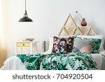 Modern Bohemian Bedroom...
