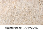 sliced bread texture background - stock photo