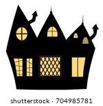 vector illustration of a...   Shutterstock .eps vector #704985781