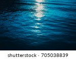 turquoise sea water | Shutterstock . vector #705038839