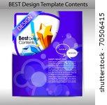 colorful design folder...   Shutterstock .eps vector #70506415