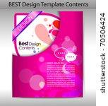 colorful design folder... | Shutterstock .eps vector #70506424