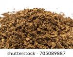 dried burdock  burdock tea... | Shutterstock . vector #705089887