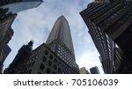 manhattan  new york  usa  06.19.... | Shutterstock . vector #705106039