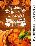 Thanksgiving Day Cornucopia...
