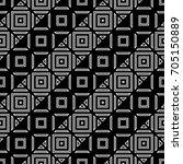 ethnic seamless surface pattern ... | Shutterstock .eps vector #705150889