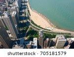 Aerial View Of Lake Shore Driv...