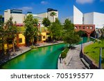 monterrey mexico | Shutterstock . vector #705195577